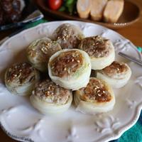 白菜消費に☆ジューシー美味しい米油de白菜シュウマイ♪