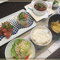 大賑わいのゲストさん達・・チキンの味噌漬けetc by pentaさん