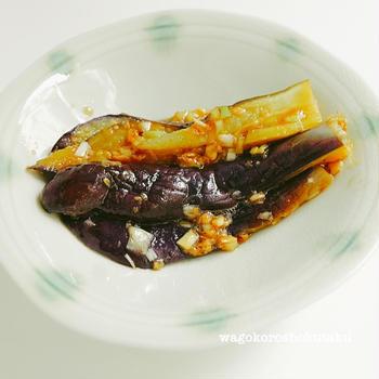 涼伴茄子 レシピ