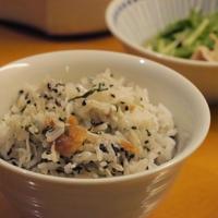 【うちレシピ】梅干し・しらす干し・しそ・ゴマの香ばしい混ぜごはん / 【参加中】ちばのお米でおいしい♪スピード混ぜごはんコンテスト by レシピブログ