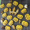 ハロウィン☆ジャックオーランタンのかぼちゃクッキー