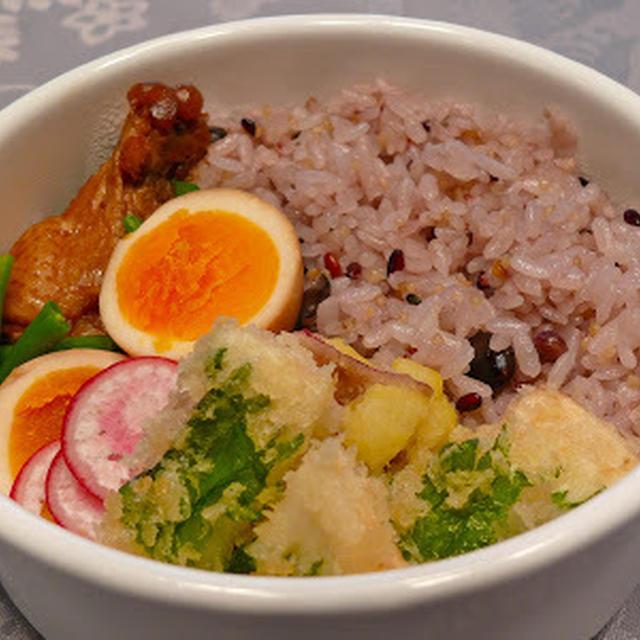 中学生、和彰のお弁当 -106-