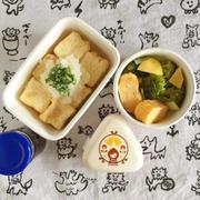 揚げ出し豆腐弁当