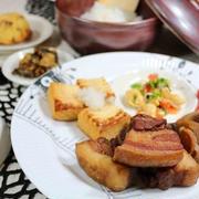 豚の角煮がカサカサに見える件について。
