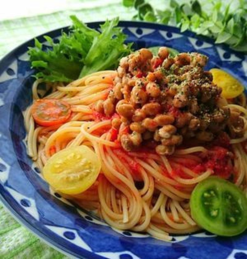 暑い時にはこれ!夏のひんやり「冷製納豆パスタ」5選