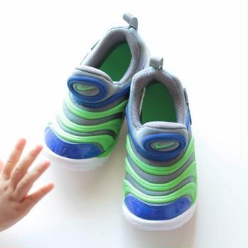 【口コミ】ナイキダイナモフリーをリピート購入!幼児が1人で履けるスリッポンってやっぱり楽。