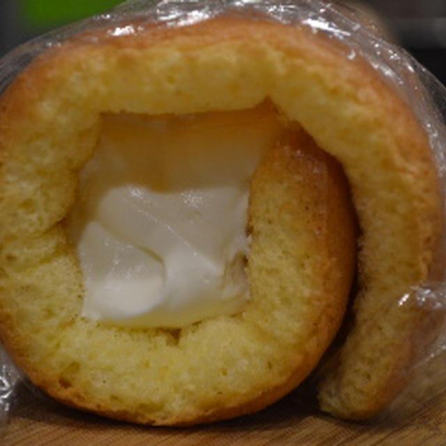 しおたんのお持たせ用ロールケーキ♪