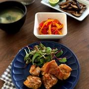 食欲の秋に食べたい鶏肉の和風カレー照り焼きと、わがままリスト。