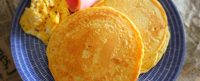 【海外ドラマ飯】『大草原の小さな家』みたいな、ほっこり系「土曜日のパンケーキ」の作り方。