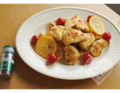 * GABANレモングラス「鶏胸肉の爽やかフリット」 *