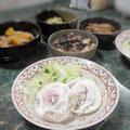 豚バラエッグと4つの小さな野菜のおかず【全5品】