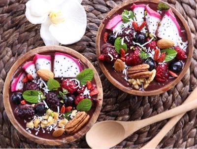 アサイーボウルで美味しく美しくダイエット!