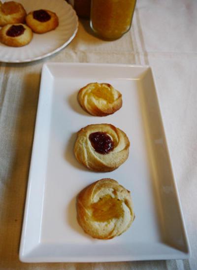 ロシアンケーキ!ジャムクッキー!