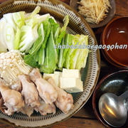 温まる!鶏生姜鍋