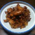 豚ロース肉のスタミナ炒め