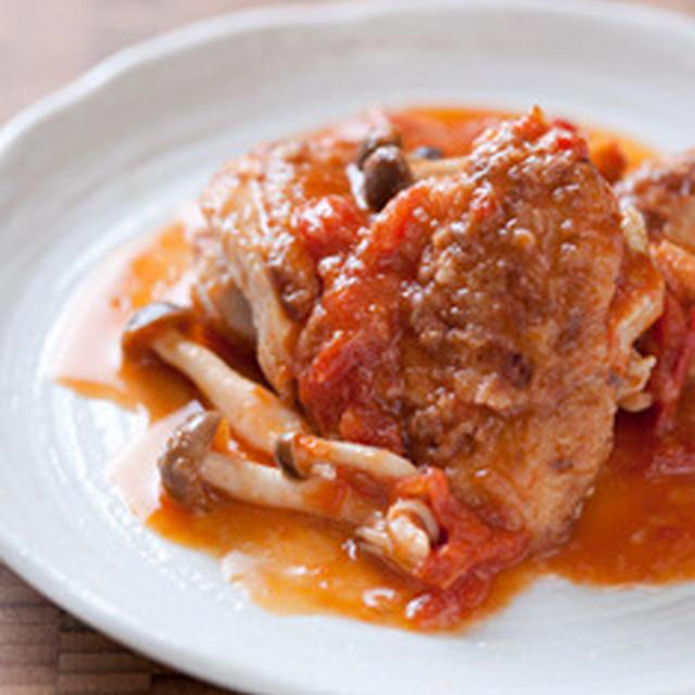 鶏肉のカチャトーラ