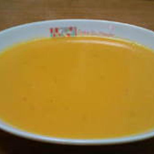 人参の魅力を堪能しよう!! 人参スープ