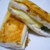 ★コリアンダーバターでふわとろチーズはんぺんステーキ★