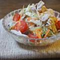 春雨の豚しゃぶサラダ by KOICHIさん