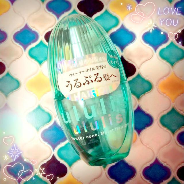 かぐわしい香りのヘアオイル♪しっとり潤いチャージ!
