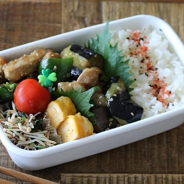 簡単おかずの豚肉と茄子の味噌炒め弁当レシピ!詰め方も合わせて紹介