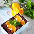 ☆秋の味覚の温州蜜柑でフルーツサンドイッチ☆