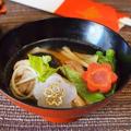 生姜でぽかぽか♡関東風雑煮 by とまとママさん