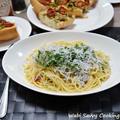 まさに最強の食材! しらすスパゲッティ