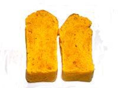 食物アレルギーレシピ、かぼちゃのスリムパウンドケーキレシピ。