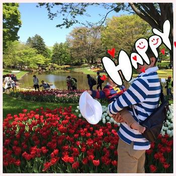 *こどもとおでかけ* 昭和記念公園