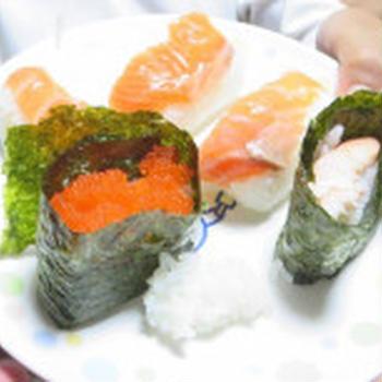 手作りお寿司♪