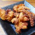 韓国風鶏肉のから揚げ