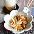 今日みたいな汗ばむ日のビールのお供に アンチョビマヨポテ 簡単ベジつま  by 青山 金魚さん