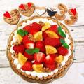 記念日ケーキオーダー♡ …平成最後、です! by あっ君ママ♪さん