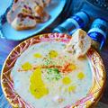 身体目覚めるクミンとタイムの牛蒡チャウダー 市販のクラムチャウダーにプラスして簡単作り置き 香り高いご馳走スープできあがり~♪