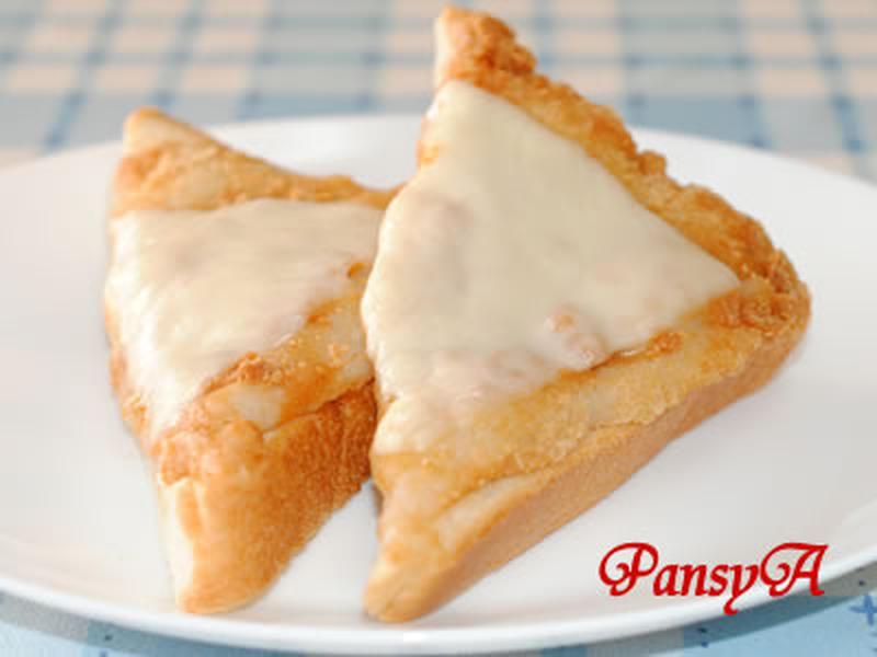 もちっと甘~い♪「もちもちトースト」で至福の朝ごはんはいかが?
