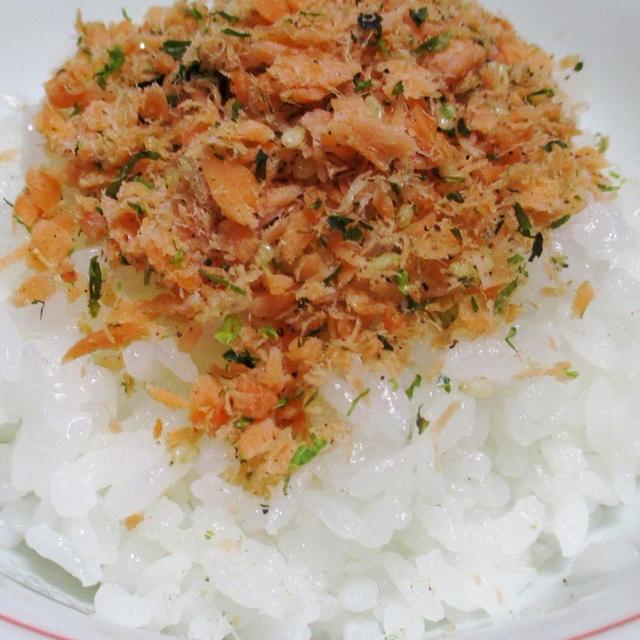 鮭ふりかけ<手作り無添加で栄養満点>