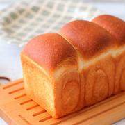 山形食パンで具沢山サンドイッチでお見送り