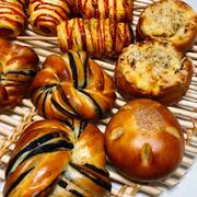 しっとりふわふわなパン生地
