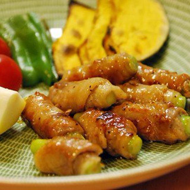 簡単レシピ - アスパラの豚肉巻きのレシピ
