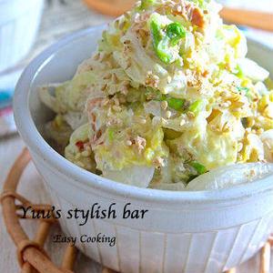 モリモリ食べられちゃう♪「白菜」を使ったサラダレシピ
