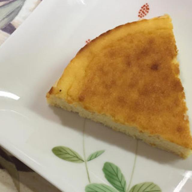 簡単おからチーズケーキの作り方【ダイエット中に嬉しい!】  by 食の贅沢/FoodLuxury