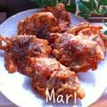 外カリッ中モチッ♩もずく酢で♡もっちり天ぷら by Mariさん