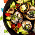 グリルで簡単!秋刀魚のチーズ紫蘇ロール by Misuzuさん