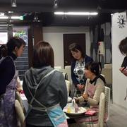 食べ物を超えて芸術!フラワーゼリー作りと韓国料理交流会♪