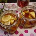 パインの自家製フルーツブランデー♪レモンもねっ♡ by とまとママさん