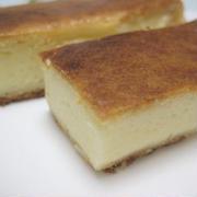 豆乳のベークドチーズケーキ