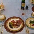 卵と野菜と仔羊と-イースター・コラボディナー2016