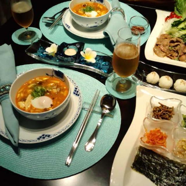 韓国風味噌のレシピ