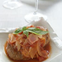 ツヴィリングの新製品でエコ&ヘルシー料理を体験しよう♪④「トマト煮込みハンバーグ(わたしのレシピ)」